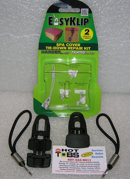 EasyKlip Spa Cover Tie-down Repair Kit