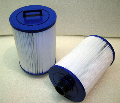 "6"" x 8 1/4"" Thread-in Spa Filter"