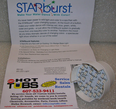 Starbust 28 LED Universal Spa Light