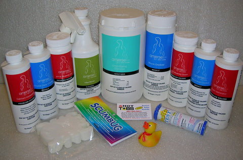 Amerse HUGE Chlorine Starter Kit