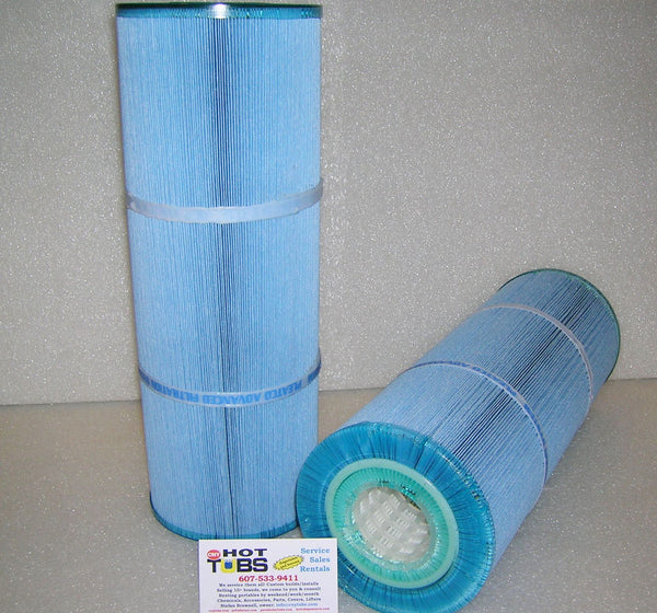 75 sq. ft. Pleatco Dual-Core Microban Spa Filter PLBS75, PDC560-AFS