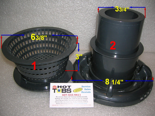 CMP Skimmer Basket (# 1 in photo)