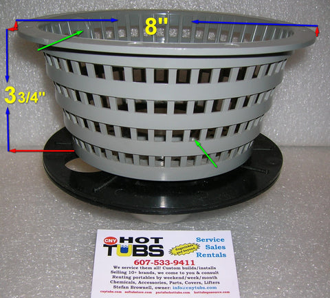 Waterway Skimmer Basket (Dyna-Flow XL)
