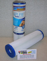 6 Sq. Ft. Spa Filter 9-1/2 x 2-3/4 inches