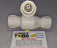3/4 inch water check valve