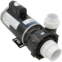 "Aqua Flo XP2e Pump complete 5HP 230V 2 speed 56F 2.5"" suction"