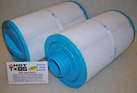 "30 Sq. Ft. Spa Filter 8"" x 4-3/4"""
