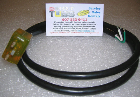3 Wire Hot Tub Ozonator Power Cord