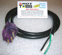 3 Pin Hot Tub Blower Power Cord
