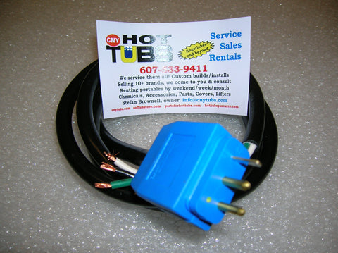 Light Cord 18 AWG, 3 pin