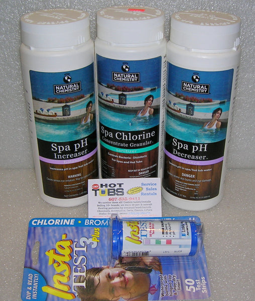 Natural Chemistry BASIC CHLORINE Kit
