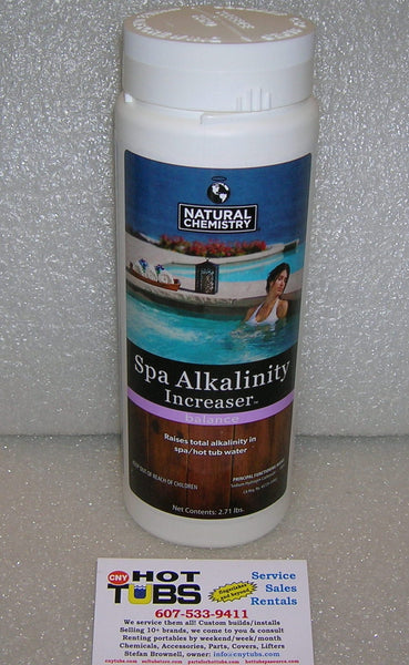 Natural Chemistry Alkalinity Increaser 2.7 lb.