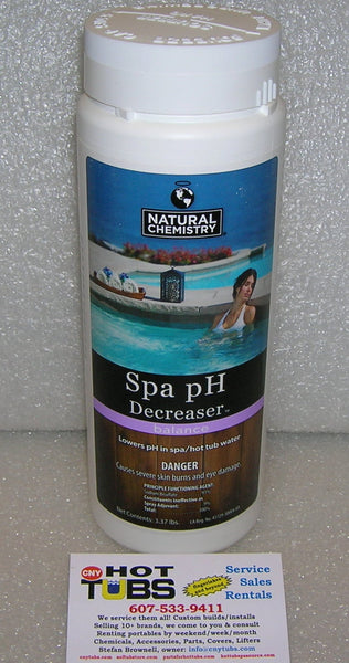 Natural Chemistry pH Decreaser 3.4 lb.