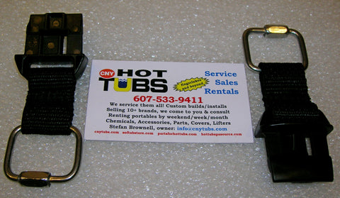 quick link repair buckle for spa cover straps