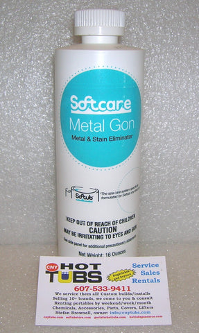 Softcare Metal Gon 16 oz.