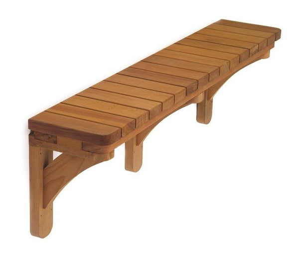 Redwood Shelf 60 inch