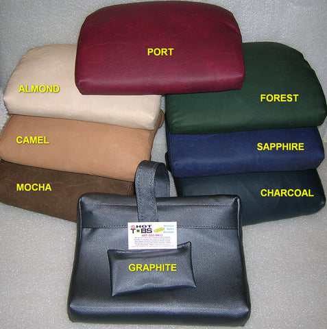 Softub Spa Pillows (Exact Colors to Match Tubs)