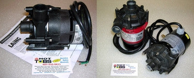 "Laing Spa Circulation Pump: 3/4"" barbs,  230 volts, 98 watts, .475 amps, 9 gpm"