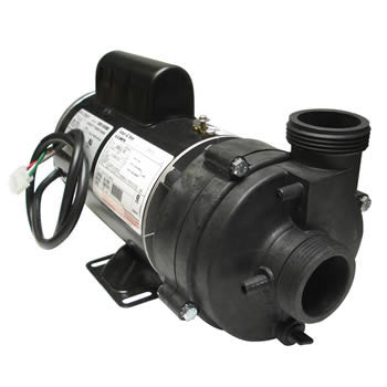 VICO Ultima Spa Pump/Motor complete 2hp, 230Volt, 2 speed, 48 frame size, 1.5 inch in/out