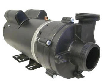 VICO Ultimax Pump/Motor complete 4 hp, 230Volt, 2 speed, 56 Frame size