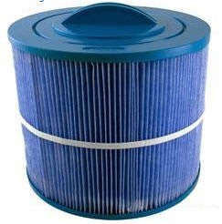 "Vita Spa Filter 50 Sq. Ft. Microban 7"" x 8 1/2"""