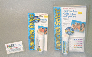 Aquachek Select Test Strips Refills