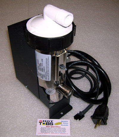 Jacuzzi/Blue Ridge/Gatsby Low Flow Canister Spa Heater