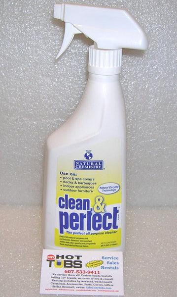 Natural Chemistry Clean and Perfect 22 oz.
