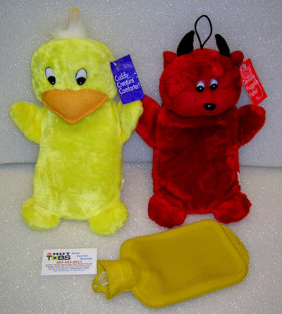 Lil Duck or Lil Devil Water Bottles