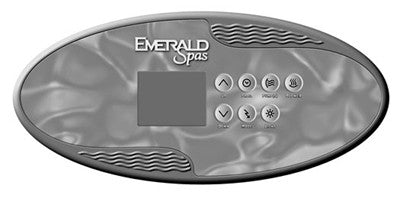 Gecko Topside Control For Mc2 And Mc4 Emerald Spas Free
