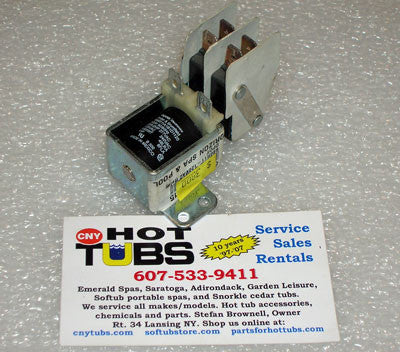 Relays for Switching Hot Tub Spa Components