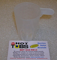 4 oz. Measuring Cup for Spa Chemicals