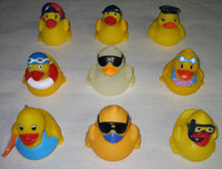 Rubber Ducks Spa Toys