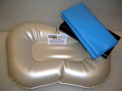 Inflatable Spa Booster Seat
