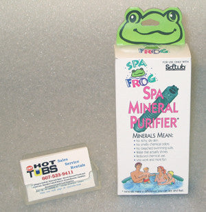 Spa Frog Mineral Purifier for Softub