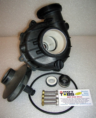 Pump Back Half for Sta-Rite Dura-Jet DJ Series Spa Pump