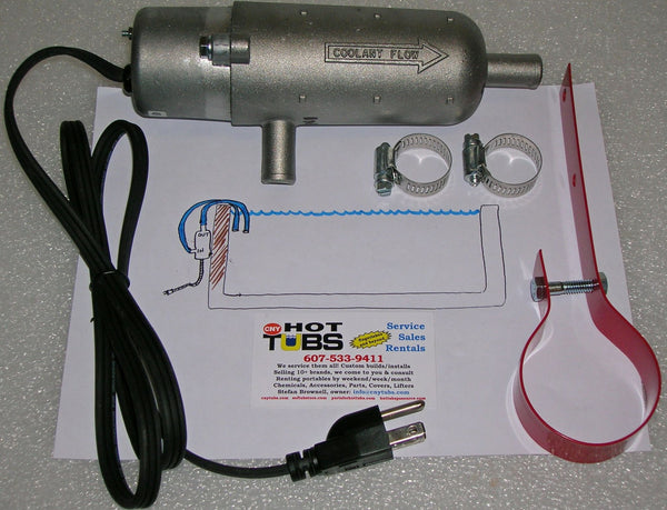 Emergency Tank Heater (Free shipping)