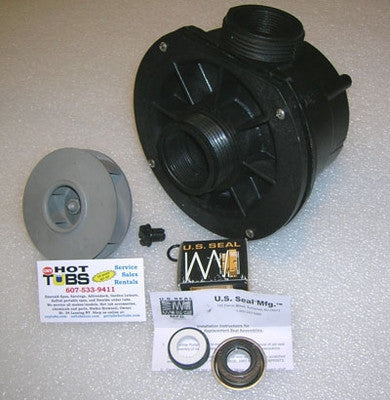 O-ring for Waterway Center Discharge Spa Pump