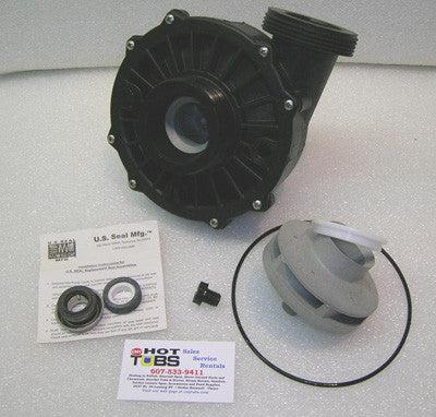 Impeller for Waterway HI-FLO Spa Pump