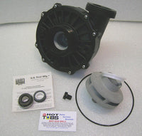 Front Pump Half for Waterway HI-FLO Spa Pump