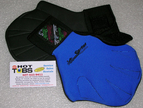 Hydrotherapy Resistance Gloves