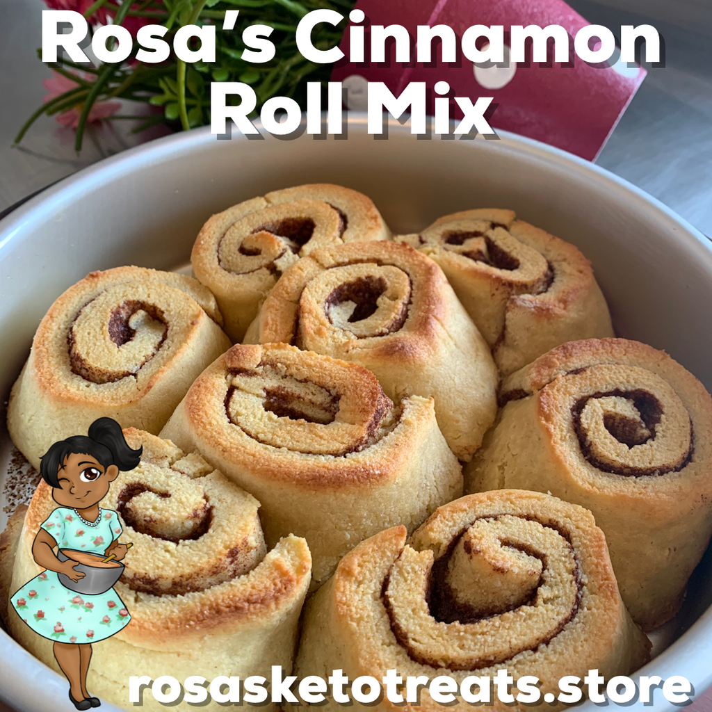 Cheesy Bagel Box - Rosa's Keto Treats