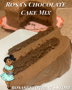 Rosa's Chocolate Cake Mix