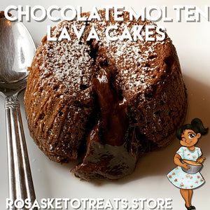 Chocolate Molten Lava Cakes (LIMITED TIME)