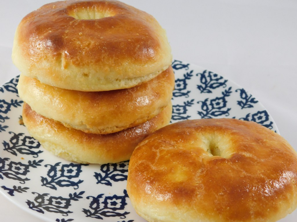 Perfectly Plain Bagels - Rosa's Keto Treats