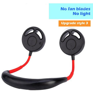 Hand Free Cooling Fan 😎 - Enhance Fitness