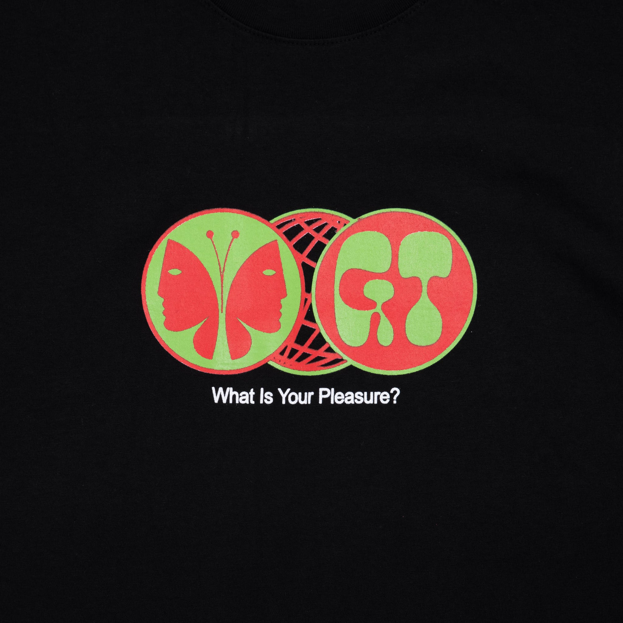 Pleasure Tee - Black