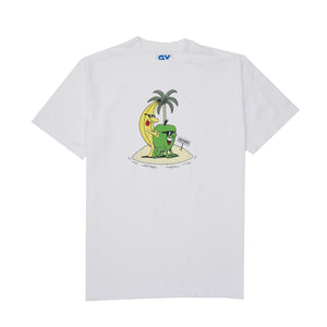 Fruit Buds Tee - White