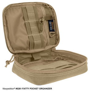 Fatty Organizer - Black - Procamptek USA