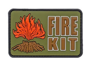 Procamptek - Fire Kit Patch - Procamptek USA